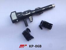 KFC KP-06B Hands and gun set for Masterpiece MP10B