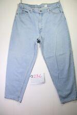 Levi's 560 Ample adapté (Cod.Q236) taille 54 W40 L30 jeans d'occassion vintage