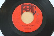 THE LOSERS A Hard Love To Find 45 Baroque Pop Psych Funky Flute Samples HEAR