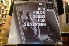 Ben Folds Songs for Silverman LP sealed new vinyl Analog Spark