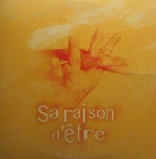 SA RAISON D'ETRE (CABREL, DAHO, FABIAN, LAVOINE) - [ CD SINGLE PROMO ]