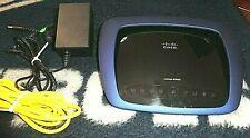 Cisco Linksys E3000 4 Port Gigabit Wireless N Router