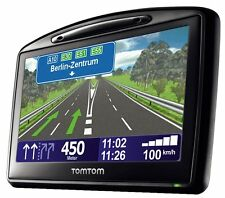 Tomtom go 730 Europe GPS Navigation 42 pays IQ voie assistant #