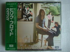 PINK FLOYD UMMAGUMMA / JAPAN CD WITH OBI NM MINT- CLEAN COPY