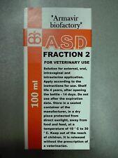 ASD - 2 fraction. АСД 2. АСД2. Antiseptic Dorogov's Stimulator. Armavir