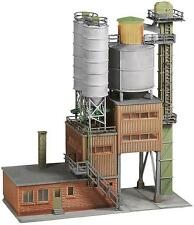 NEW ! HO scale Faller CEMENT WORKS / CONCRETE PLANT : Building KIT # 130474