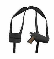 Tactical Hidden Underarm gun Holster Pouch Gun Bag Tactical Security CCW