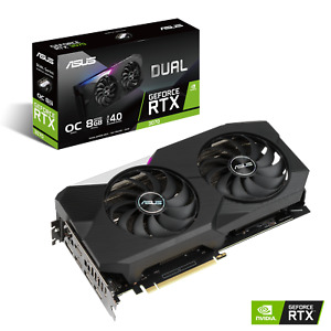 Asus DUAL-RTX3070-O8G NVIDIA GeForce RTX 3070 OC Edition Gaming Graphics Card