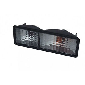 LAND ROVER DISCOVERY 1 1989-1999 RH / PASSENGER REAR BUMPER LIGHT CLEAR AMR6510W