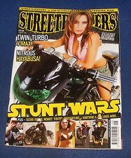 STREETFIGHTERS MAGAZINE AUGUST 2005 - STUNT WARS