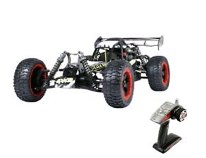 Rovan ROFUN 1/5 RC 4WD BAJA 36CC 2T Gas Engine+Walbro Carburetor+NGK Spark Plug