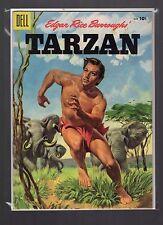 Tarzan #69 VG (Looks Better) Gollub Painted Cover, Marsh