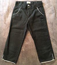 The Children's Place Capri's girls size 10 black  pants