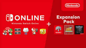 12 Months Nintendo Switch Online Family Membership + Expansion Pack - 1 Spot
