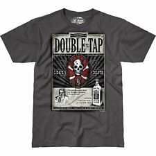 7.62 Design DOUBLE TAP T-SHIRT - NEW! - Size Large