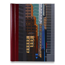 Leslie Gerry - New York Broadway Travel Journal/Notebook