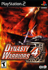 Dynasty Warriors 4 (2003, Koei) Brand New Factory Sealed USA PlayStation 2 PS2