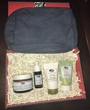Origins 5-Pc Rest & Renew Set High Potency Night A Minis Cream Skin Refining Oil