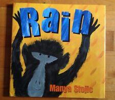 Rain by Manya Stojic (2000, Hardcover)