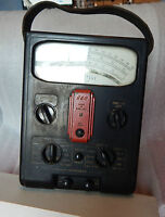 Vintage GEC selectatest Electrical Testing Machine Bakelite untested steampunk