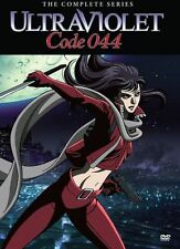 ULTRAVIOLET: CODE 44 THE COMPLETE SERIES SEASON - Region Free DVD - Sealed