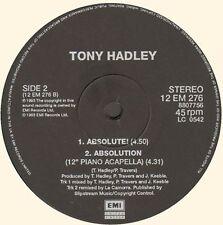 TONY HADLEY - Absolution - EMI
