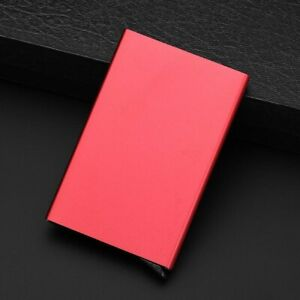 Credit Card Holder  Slim Anti Protect  Cardholder  Wallet Case Mend and Women