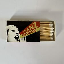 Franz Ferdinand 2005 You Could Have It So Much Better Promo Matches