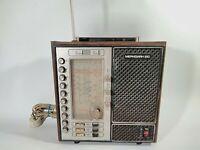 RADIO RARE VINTAGE Meridian 210. SOVIET USSR WORKING RUSSIA TRANSISTOR