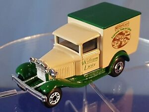 MATCHBOX  MB-38 Ford Model A Delivery Van. WILLIAM LUSTY CAKES Boxed.