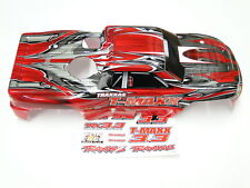 NEW TRAXXAS T-MAXX 3.3 Body Painted Red Supersized RX5R