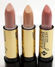 3 Jordana Matte Lipstick  Natural Beige Nude Shade 47,22,28 MADE USA GLOBAL SHIP