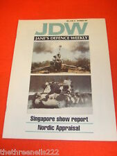 JANES DEFENCE WEEKLY - SINGAPORE SHOW - MARCH 30 1991 VOL 15 # 13