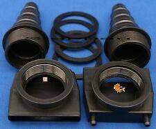 "Umlenkdüse 11/2"" mit 20,25,32,40 mm Stufentülle 11/2""AG für Oase Biotec Filter"