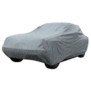 CC201 Custom-fit Outdoor Car Cover for MG MGB GT 1962 to 1980 4-Layer Padded