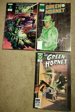 Green Hornet 9 (vol 1), 9 (vol 2) + Tales of the G.H. 1 - Now Comics 1990/1992