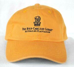 *THE RITZ CARLTON LODGE REYNOLDS PLANTATION* GOLF HAT CAP *IMPERIAL HEADWEAR*