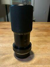Vivitar 70-210mm F/4.5  Manual Lens For DSLR