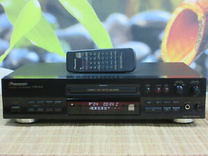 PIONEER PDR-509 CD RECORDER. CD-R & CD-RW. CLEAN & TESTED & SERVICED 100%.