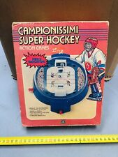 CAMPIONISSIMI SUPER HOCKEY ACTION GAMES GIOCHI PREZIOSI VINTAGE NEW!!!!