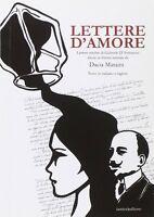 Lettere d'amore. Con 2 CD-ROM - Dacia Maraini - Libro Nuovo in Offerta!