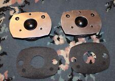 Matching Pair of Bang & Olufsen / Beovox S80-2 Dome Tweeters - VIFA D25TG-2b B&O