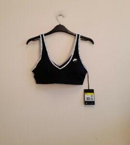 Nike Air Indy bra in black size S {Z164}