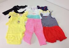 50 Piece HUGE LOT Carter/'s Baby Girl 6M Clothes