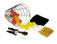 GOLF Gift Basket RY490 Airflow & High Density Foam BALLS, TOWEL, TEES, & BRUSH