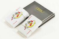 NEU 2 x 54 Blatt Spielkarten Kartenspiel Plastikkarten Spiel Poker Romme Joker