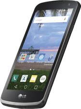 LG Rebel LTE L44VL  ANDROID SMARTPHONE (TracFone) BLACK / UA8-3