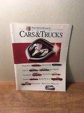 1995 Dodge 24-page Brochure - Viper, Stealth, Neon, Stratus, Ram Van