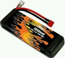 3s 3cell 100c 11.1v MaxAmps LiPo 1850 Associated SC18 RC18B2 RC18T2 Axial XR10