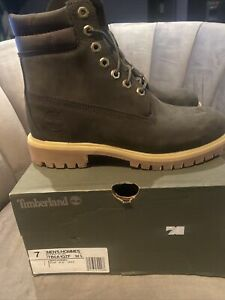 mens timberland boots size 6.5 Brand New